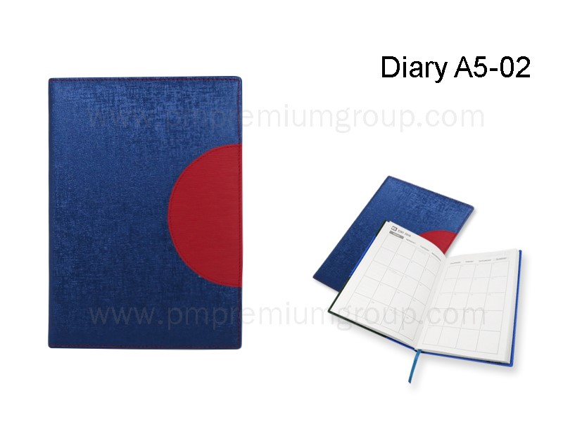 Diary A5-02