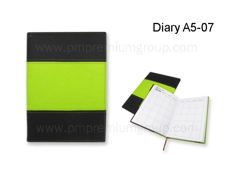 Diary A5-07