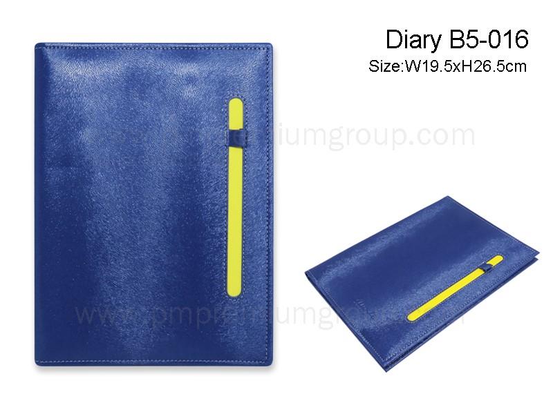 Diary B5-016
