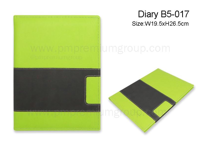 Diary B5-017