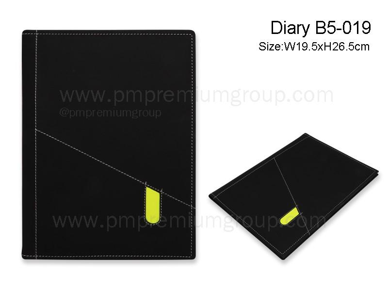 Diary B5-019