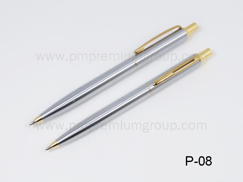 ปากกาโลหะ P-08
