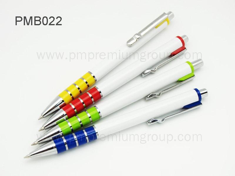 ปากกาลูกลื่น PMB022