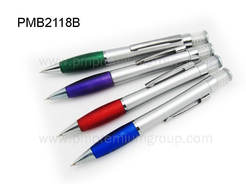ปากกาลูกลื่น PMB2118B