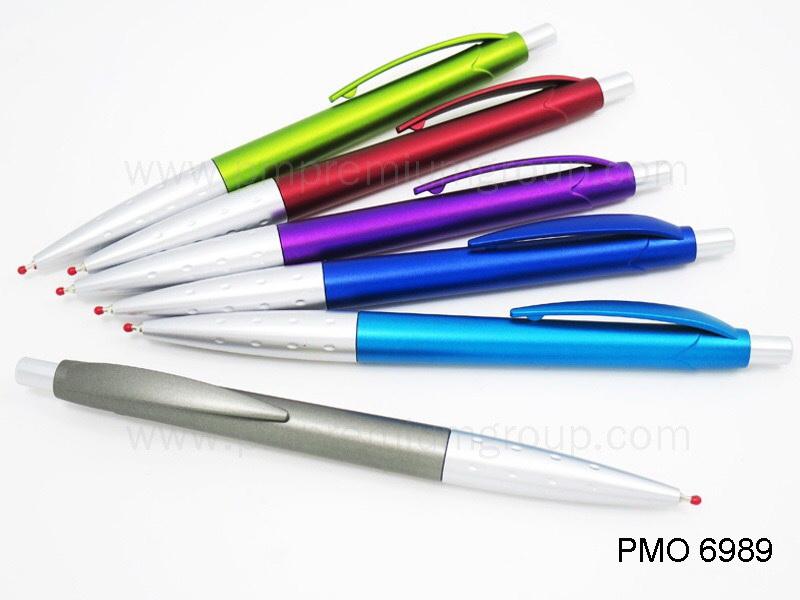 ปากกาออยล์เจล PMO6989
