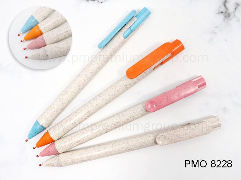 ปากกาลูกลื่นหมึกน้ำมัน PMO 8228