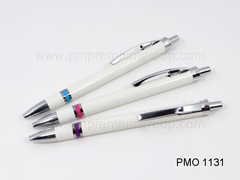 ปากกาลูกลื่นหมึกน้ำมัน PMO 1131
