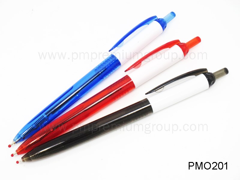 ปากกาออยล์เจล PMO 201