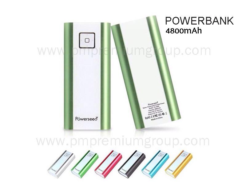 Power Bank 4,800 mAh