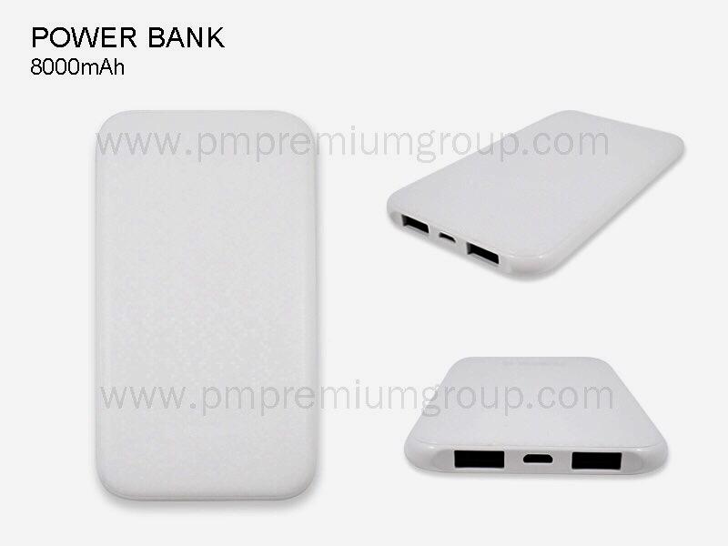 Power Bank 8,000 mAh