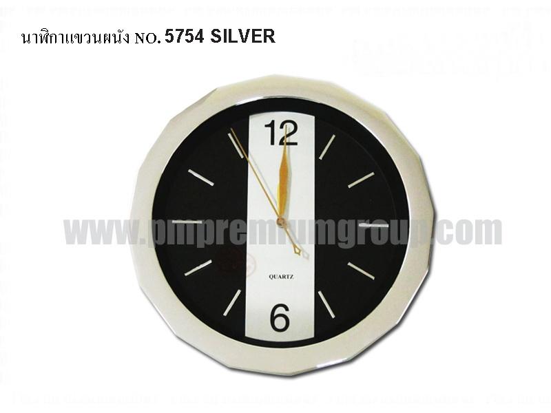 นาฬิกาแขวนผนัง No.5754สีทอง